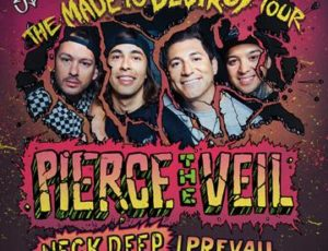 """PIERCE THE VEIL TAKES YOU BEHIND THE SCENES OF """"CIRCLES"""" VIDEO"""