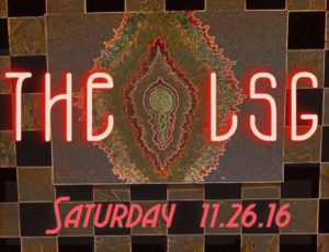 The LSG To Rock Digby's November 26!!!