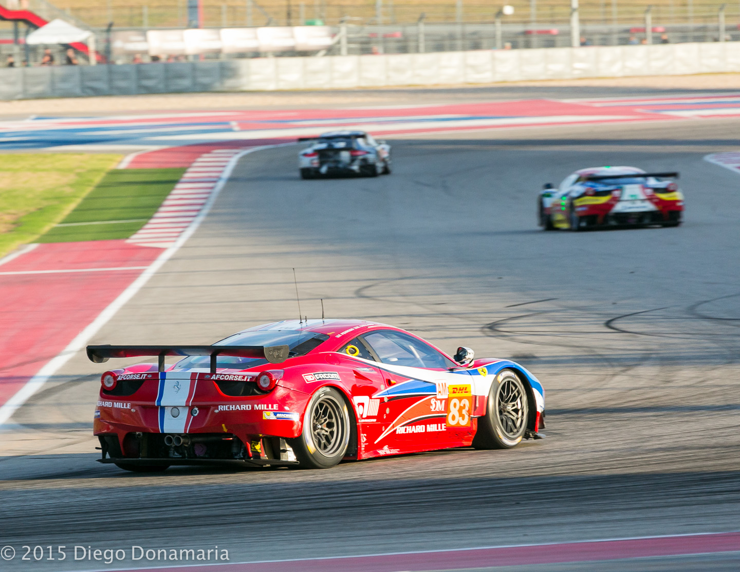 2015 Lone Star Le Mans - Circuit of the Americas - Through