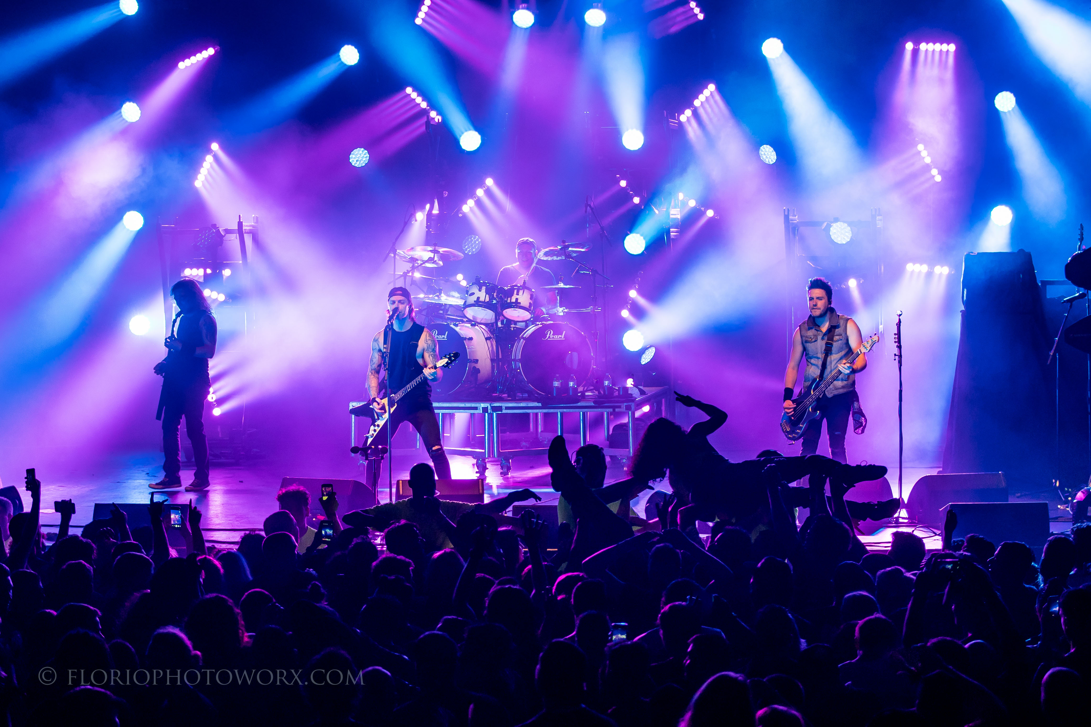 Bullet For My Valentine Archives Through The Lens